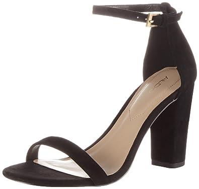 6bb37f8b915 Aldo Women s Myly Ankle Strap Sandals  Amazon.co.uk  Shoes   Bags