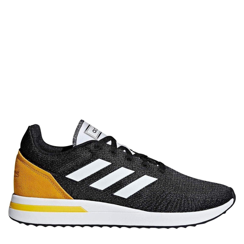 Adidas CORE Men RUN70S Running Schuh BD7961 cschwarz ftwwht boGold 41 1 3