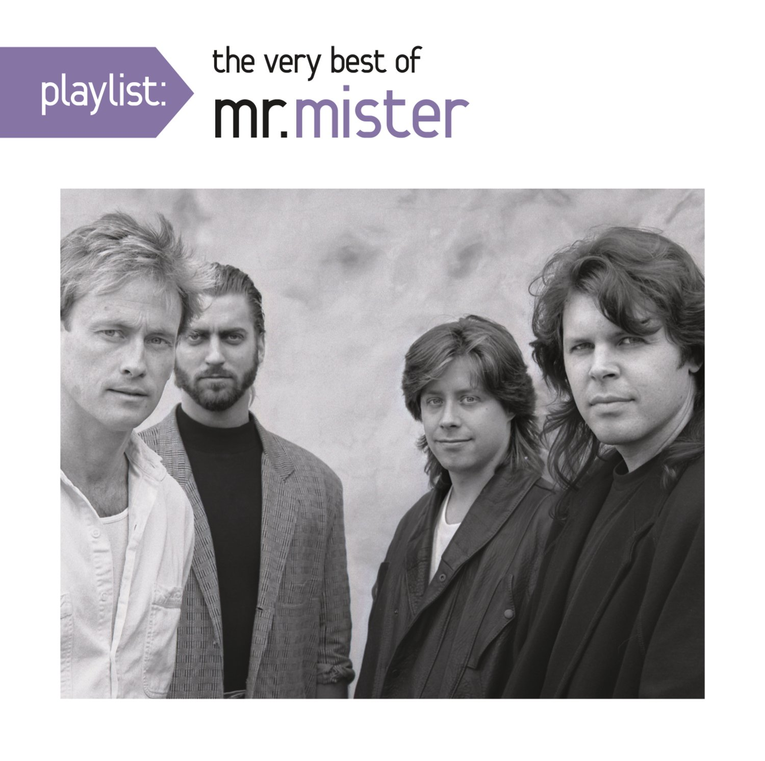 CD : Mr Mister - Playlist: The Very Best of Mr. Mister (CD)