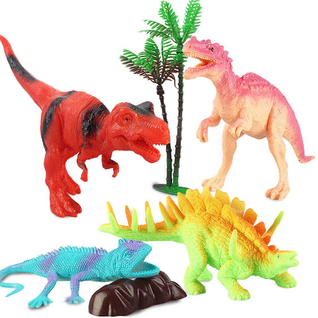Dinosauro World Yousheng Set Di Modelli Jurassic dQthCrxs