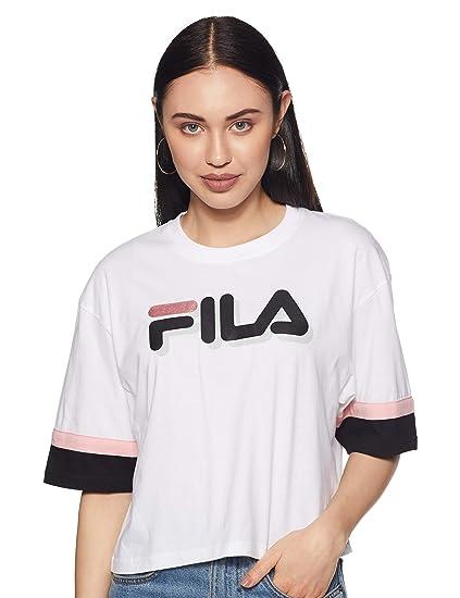 T-Shirt (12008957_ WHT/BLK/CAN PNK XL