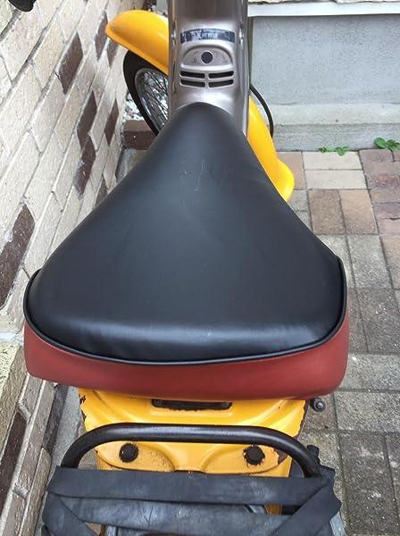 バイクパーツセンター-バイクシートカバー-ホンダ-リトルカブ-SH-024