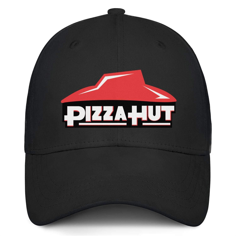 Profile Six Panel Cotton Trucker Cap NAKHFBVi Unisex One Size Baseball Cap Pizza-Hut-Logo-Sign