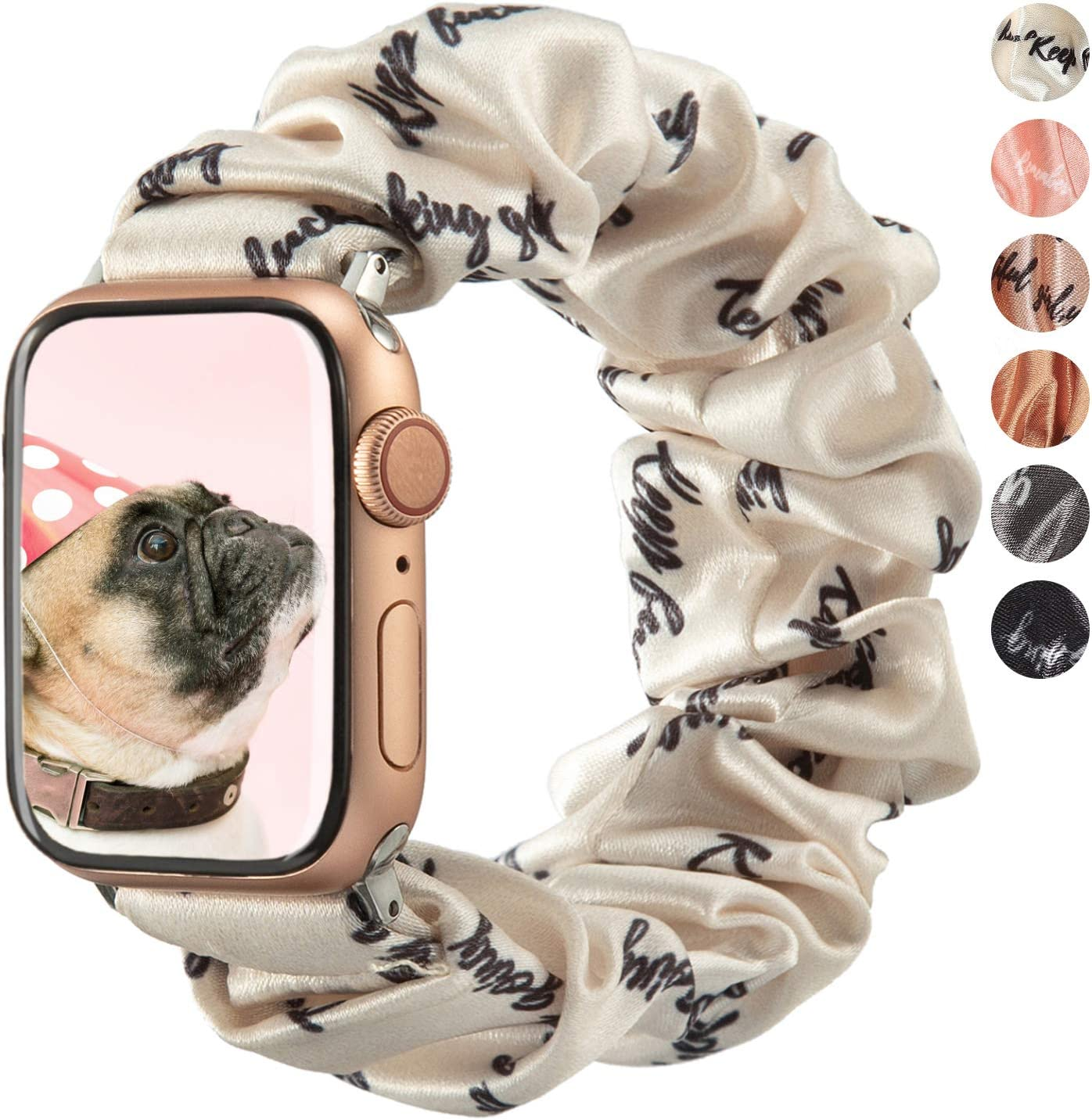 38mm Women iWatch Band # 4901 40mm iWatch Band- Size 6 34 inches