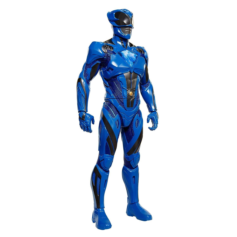 Power Rangers - Figura Blue Ranger de 50,8 cm: Amazon.es ...