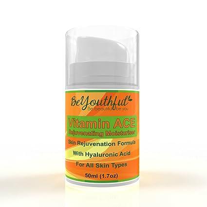 beyouthful rejuvenecedor facial antienvejecimiento crema hidratante – Exclusivo para el cuidado de la piel crema con