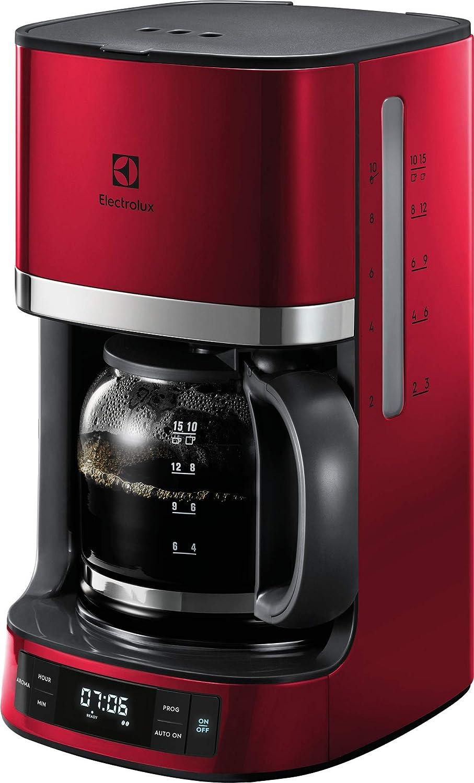 Electrolux EKF7700R Independiente Totalmente automática Máquina espresso 1.8L Negro cafetera eléctrica: Amazon.es: Hogar