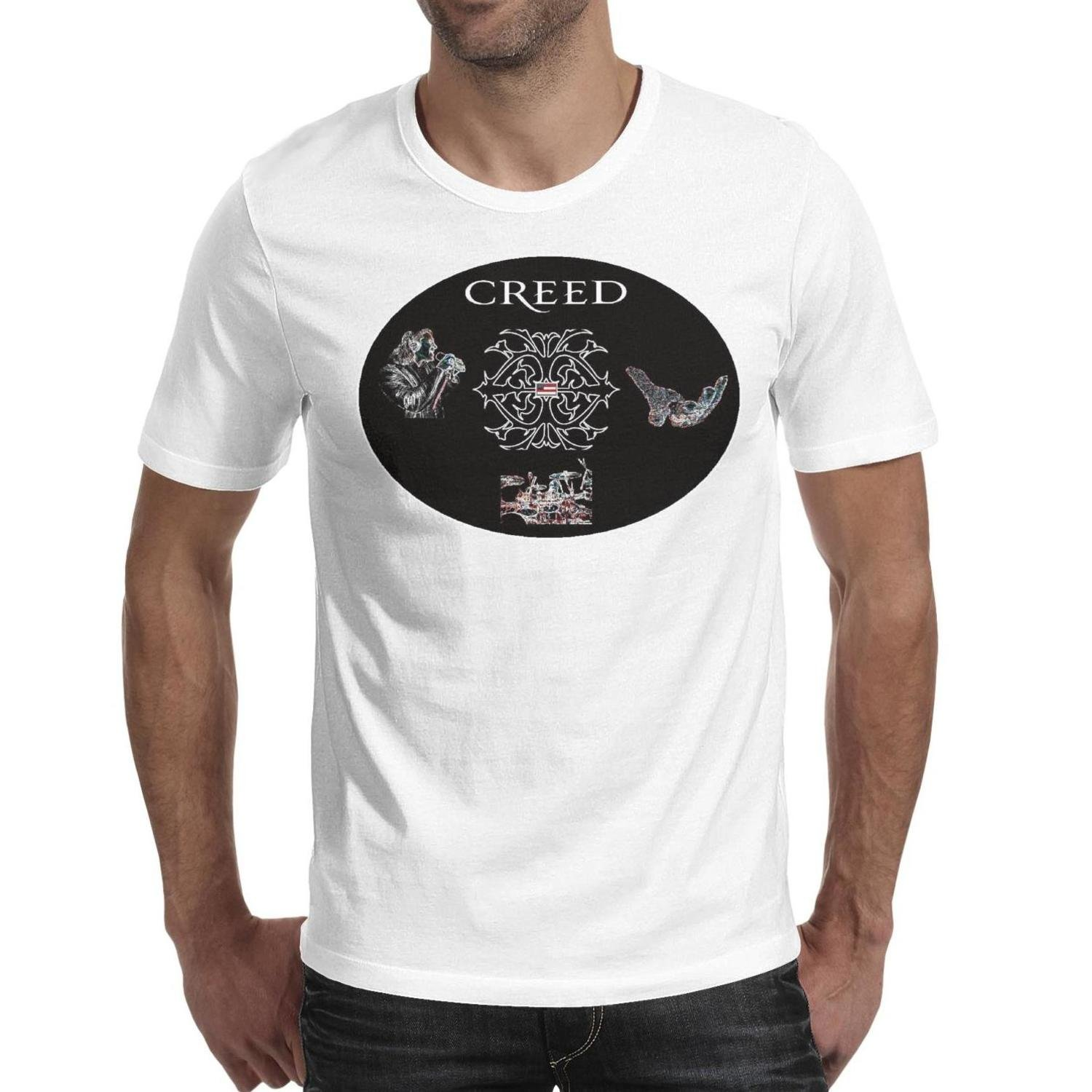 Hndasny T Shirts Cool Musically Short Sleeve T 6207