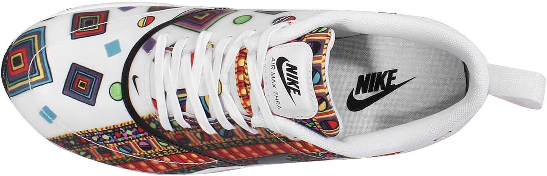 Nike Wmns Air Max Thea Print 746082100 Weiss Bunt(38.5