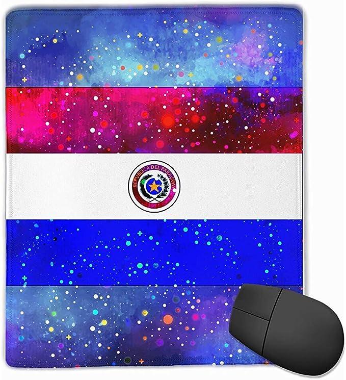 Madi Alfombrilla de ratón Bandera de Paraguay Starry Flag Gaming ...