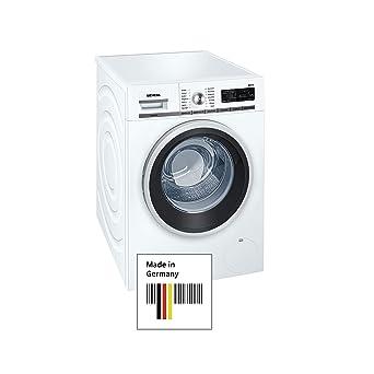 Relativ Siemens iQ700 WM16W541 Waschmaschine / 8,00 kg / A+++ / 196 kWh OP31