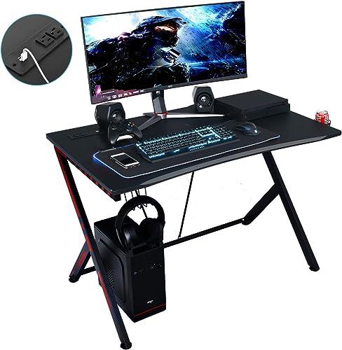 Gaming Desk 46″ Modern Office Desk