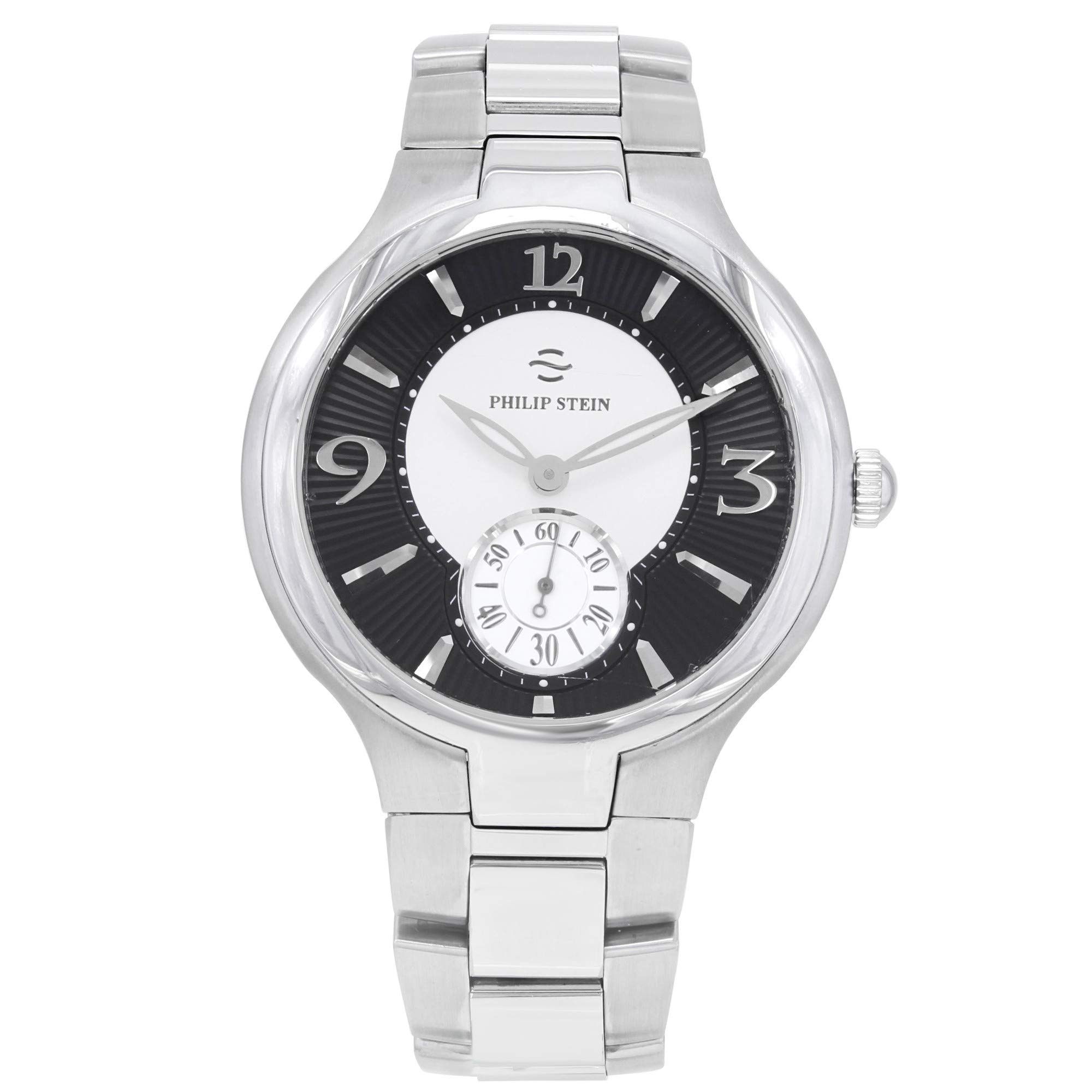 Philip Stein Signature Quartz Male Watch 43-MBW-SS (Certified Pre-Owned) by Philip Stein
