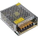 SODIAL(R) 60W DC 12V 5A Fuente de Alimentacion LED Alimentador Transformador