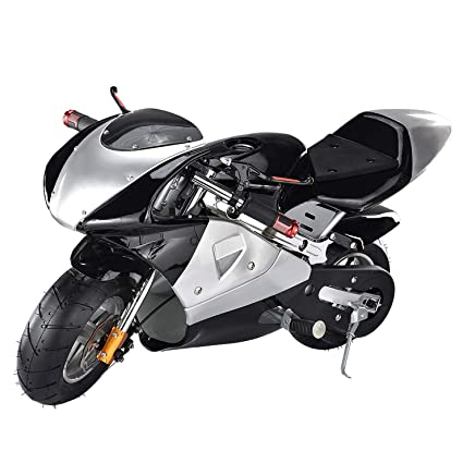 Mini Motorcycle For Kids >> Amazon Com Dazone Pocket Bike 250w 24v Mini Motorcycle Electric