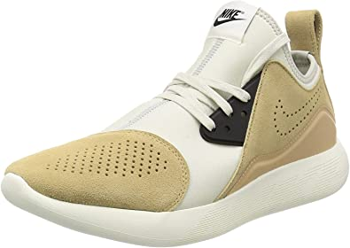 aventuras Desconfianza Eficiente  Amazon.com: Nike lunarcharge Premium Light Bone Summit Blanco 923281 – 002,  Beige: Shoes