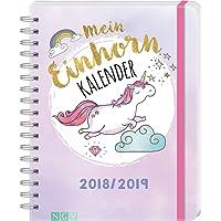 Mein Einhornkalender 2018/2019