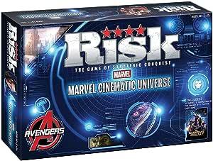 Risk: Marvel Cinematic Universe: USAopoly: Amazon.es: Juguetes y ...