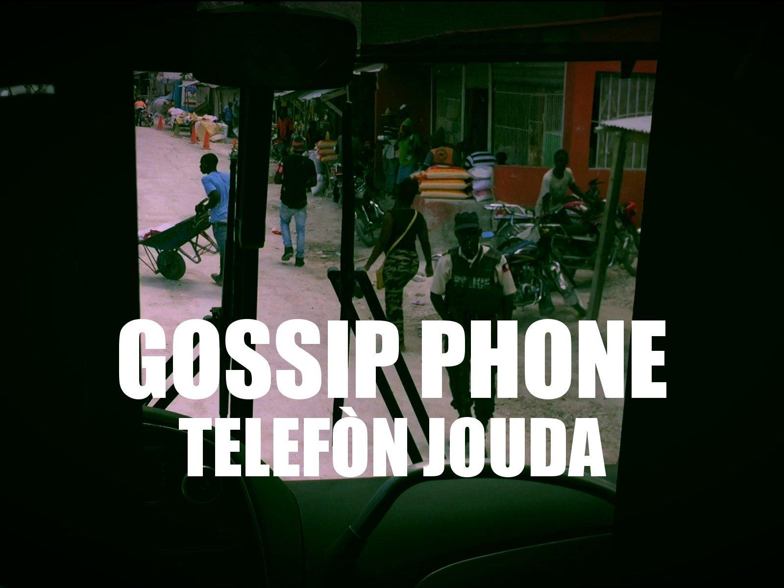 Gossip Phone (Telefòn Jouda) on Amazon Prime Video UK