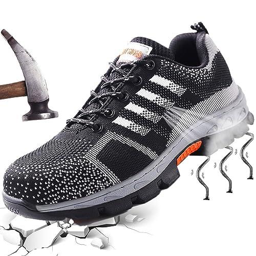 Zapatillas Calzado de Seguridad Hombre Mujer Deportivo ...