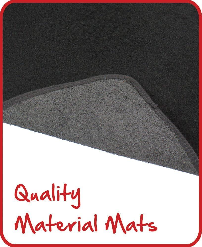JVL JVL4157 Fully Tailored Carpet Car Mat Set for CX7 2007-2011