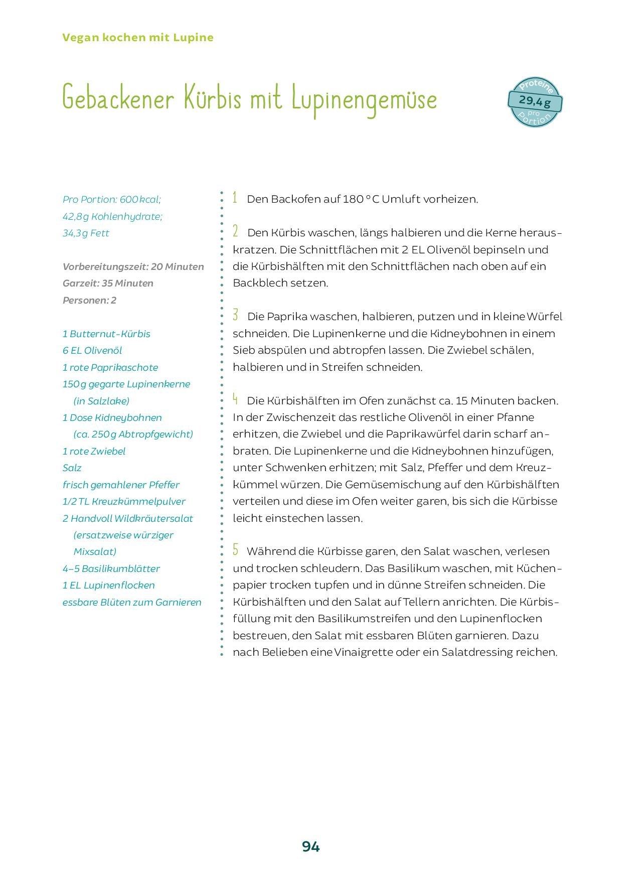 Vegan kochen mit Lupine: Über 55 eiweißreiche und sojafreie Rezepte:  Amazon.de: Christian Wenzel, Timo Hildebrand, Dr. Ruediger Dahlke: Bücher