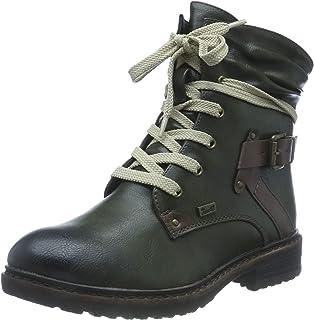 b6ba01e42b229 Rieker Z1420 Damen Kurzschaft Stiefel: Rieker: Amazon.de: Schuhe ...