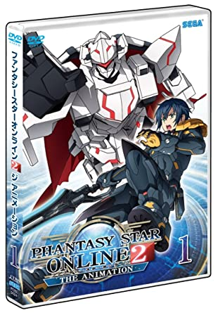 83c1866995 Amazon | ファンタシースターオンライン2 ジ アニメーション 1 [DVD ...