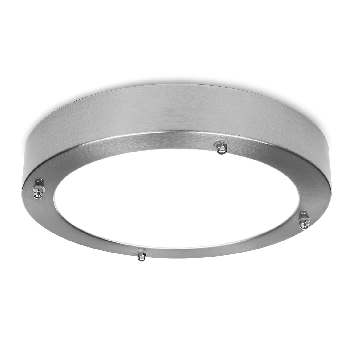 Smartwares LED Ceiling Light, Metal, Gray IWL-60004