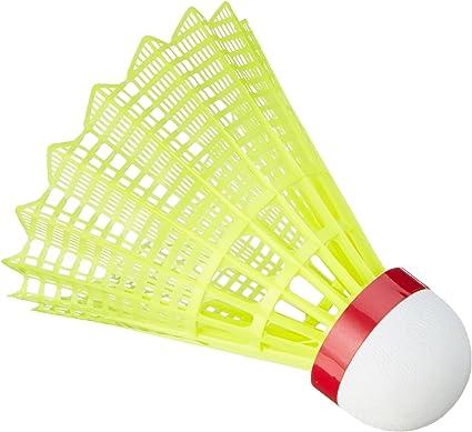 Lata 6 Piezas Badminton Volantes Tech 450