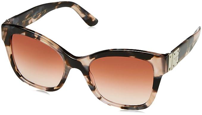 Dolce   Gabbana 0DG4309 312013 53, Montures de Lunettes Femme, Gris (Pearl  Grey 905d10631fd0