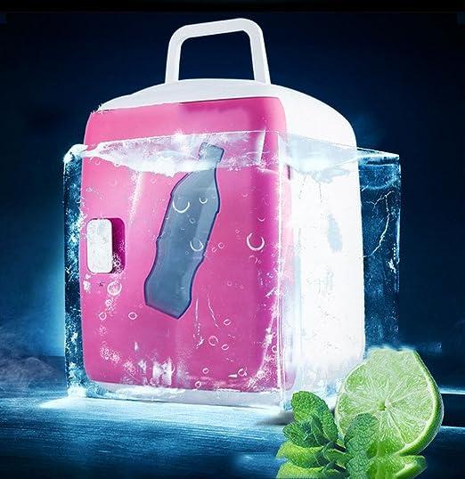 12L Coche refrigerador Coche Nevera Caja congelador pequeño ...