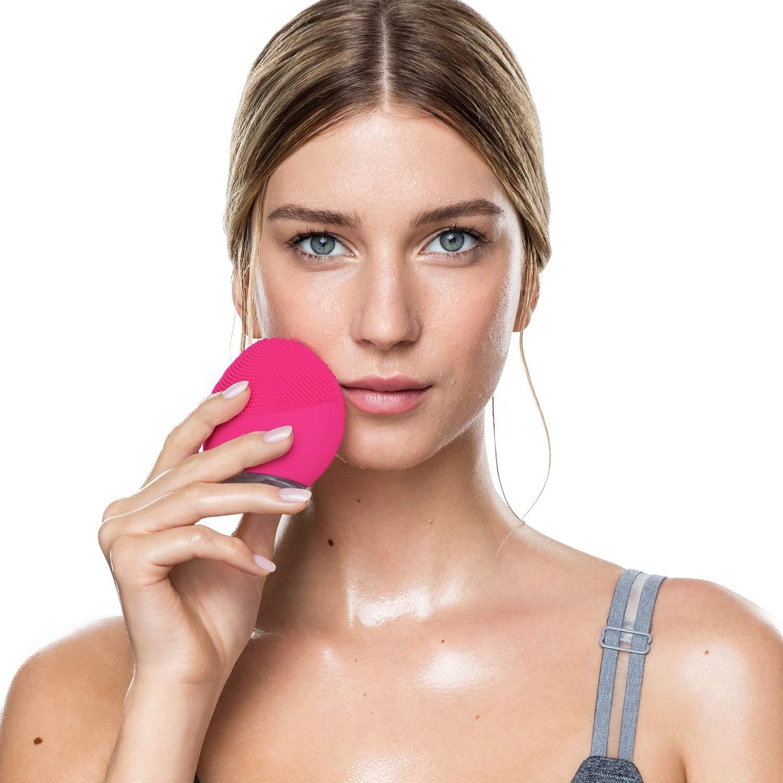 Foreo Luna mini 2. Cepillo limpiador facial sónico