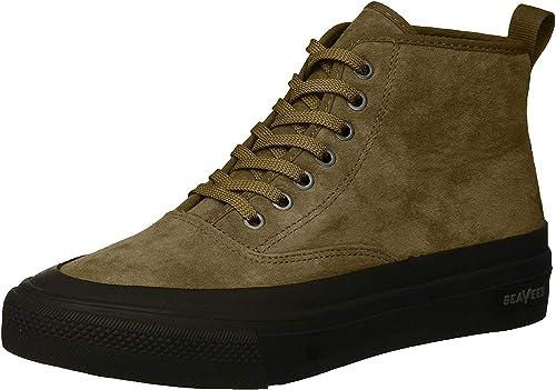 Mariners Boot Pig Suede Sneaker