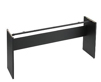 Korg Soporte de madera, negro