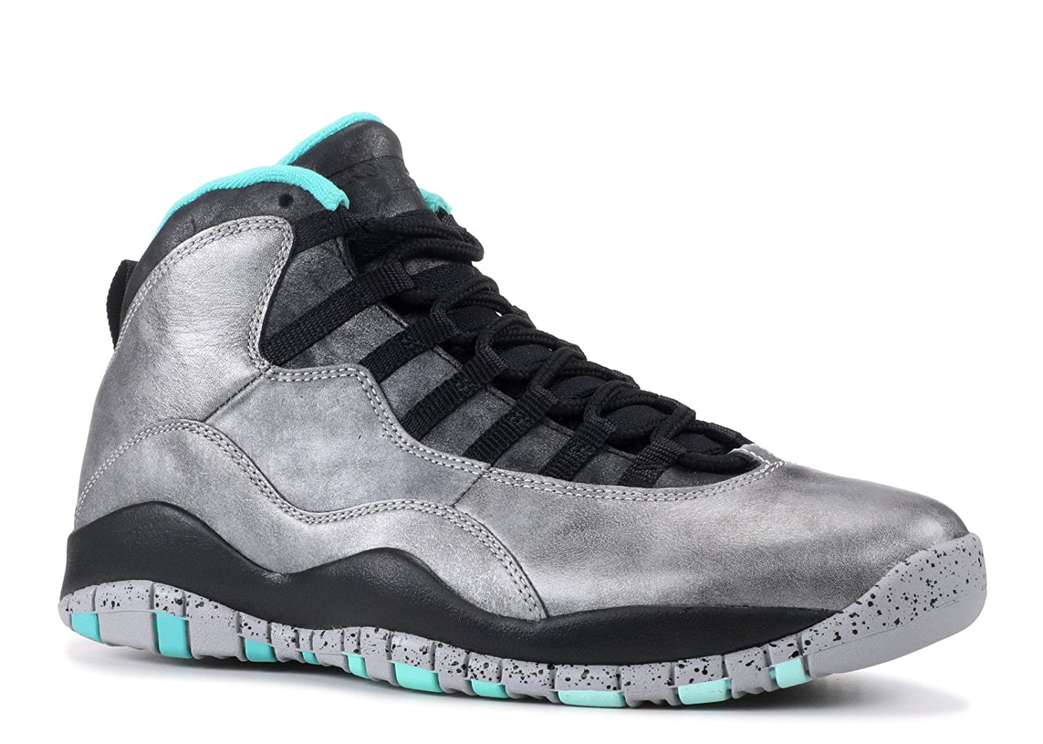 timeless design 84259 95d0a Amazon.com   AIR Jordan 10 Retro 30TH  Lady Liberty  - 705178-045    Basketball