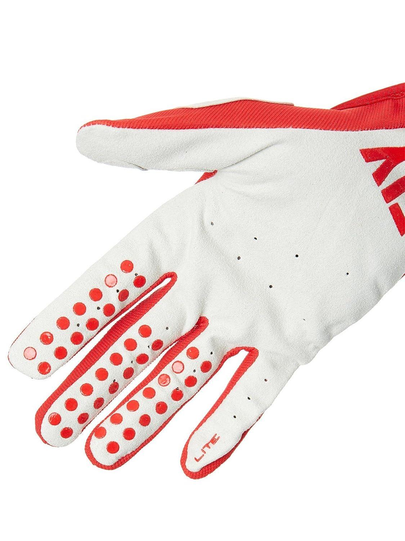 Fly Racing Mens Lite Gloves Hi-Vis//Black Size 7 371-01007