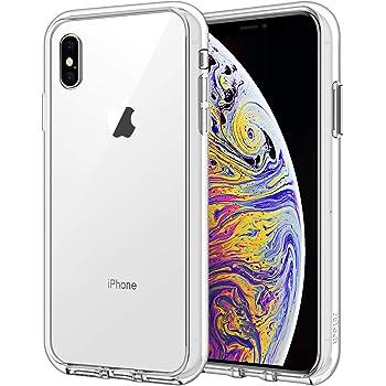 "JETech Funda para Apple iPhone XS MAX 6,5"", Carcasa Absorción de Impacto, Transparente"