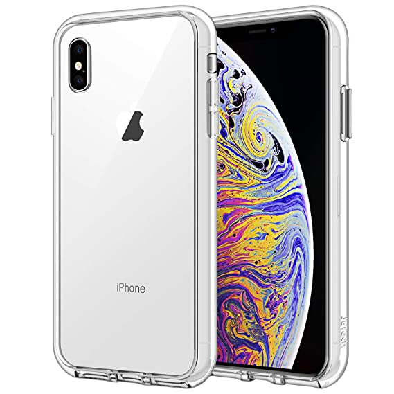 47705cfd2 Image Unavailable. Image not available for. Color  JETech Case for iPhone  Xs Max ...