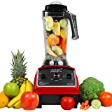 New Age Living BL1500 3HP Commercial Smoothie Blender | Blends Frozen Fruits, Vegetables, Greens, even Ice | Make Pro Quality Shakes & Soups | ETL Rated With 5 Year Warranty