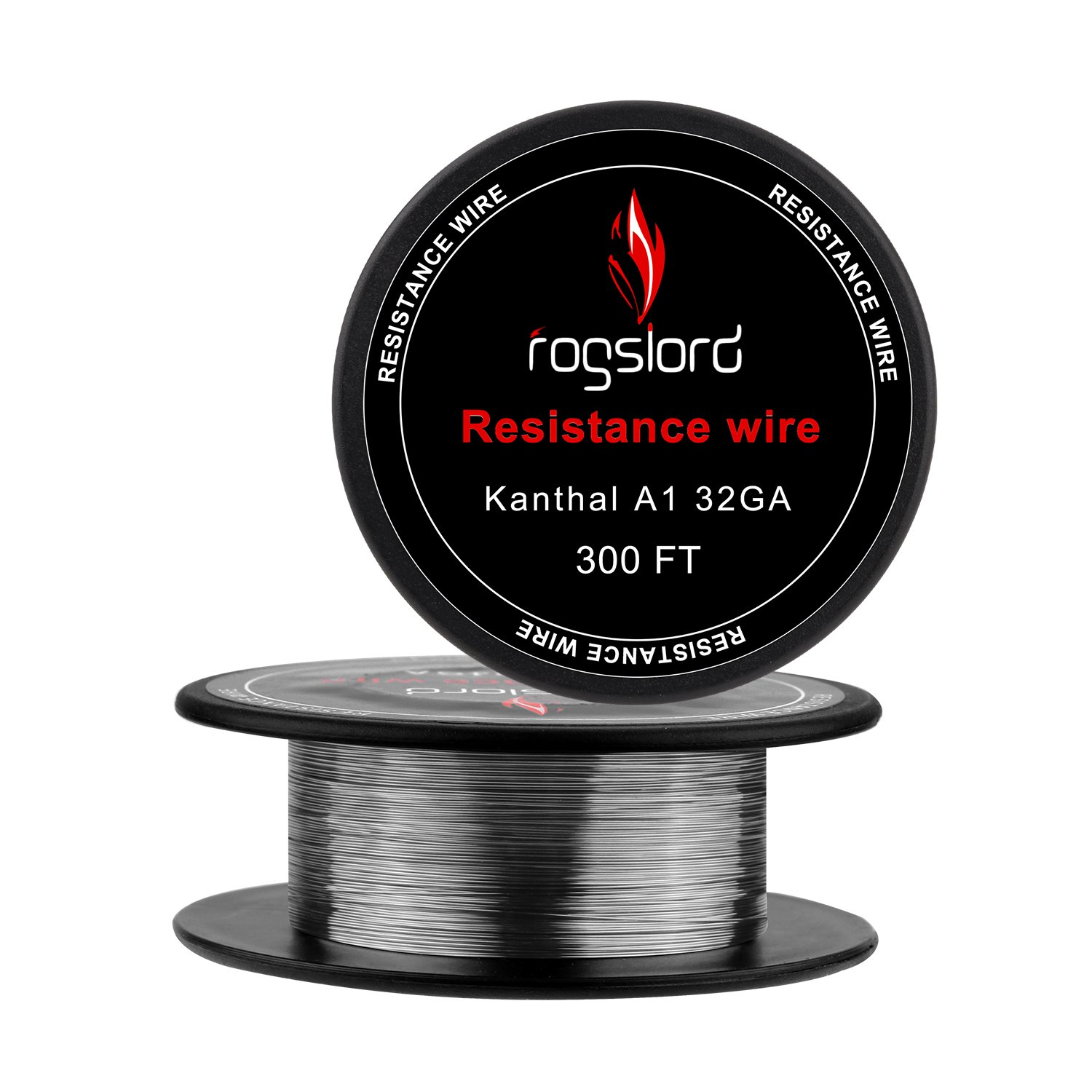 Kanthal A1 Wire - 32 AWG Gauge Spools 300 ': Amazon com