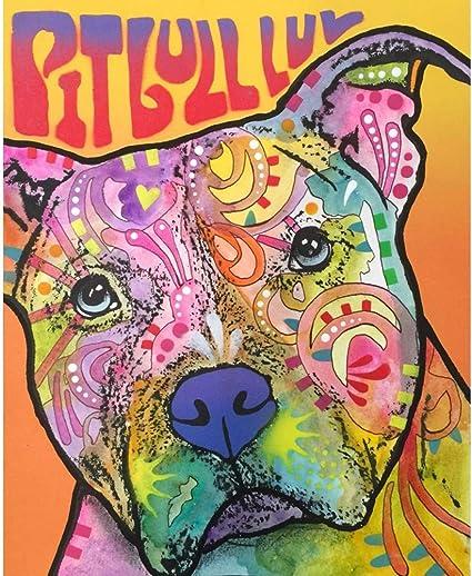 Diamond Painting 5D DIY Full Drill Decor Bulldog Embroidery Cross Crafts Kits