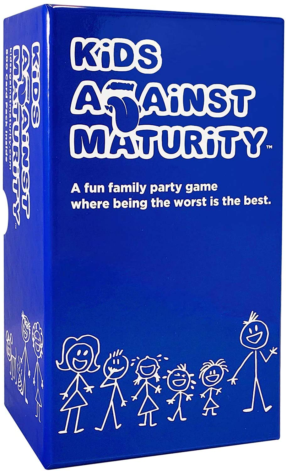 Kids Against Maturity: Card Game for Kids and Families Super Fun Hilarious for Family Party Game Night