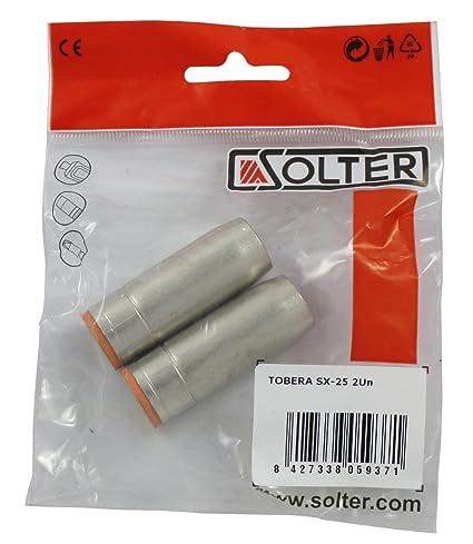 Solter 05937 Tobera SX-25, 2 unidades