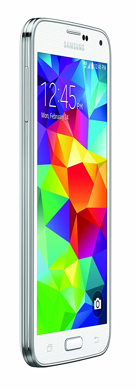 samsung galaxy s5. amazon.com: samsung galaxy s5, g900p 16gb white - sprint: cell phones \u0026 accessories s5