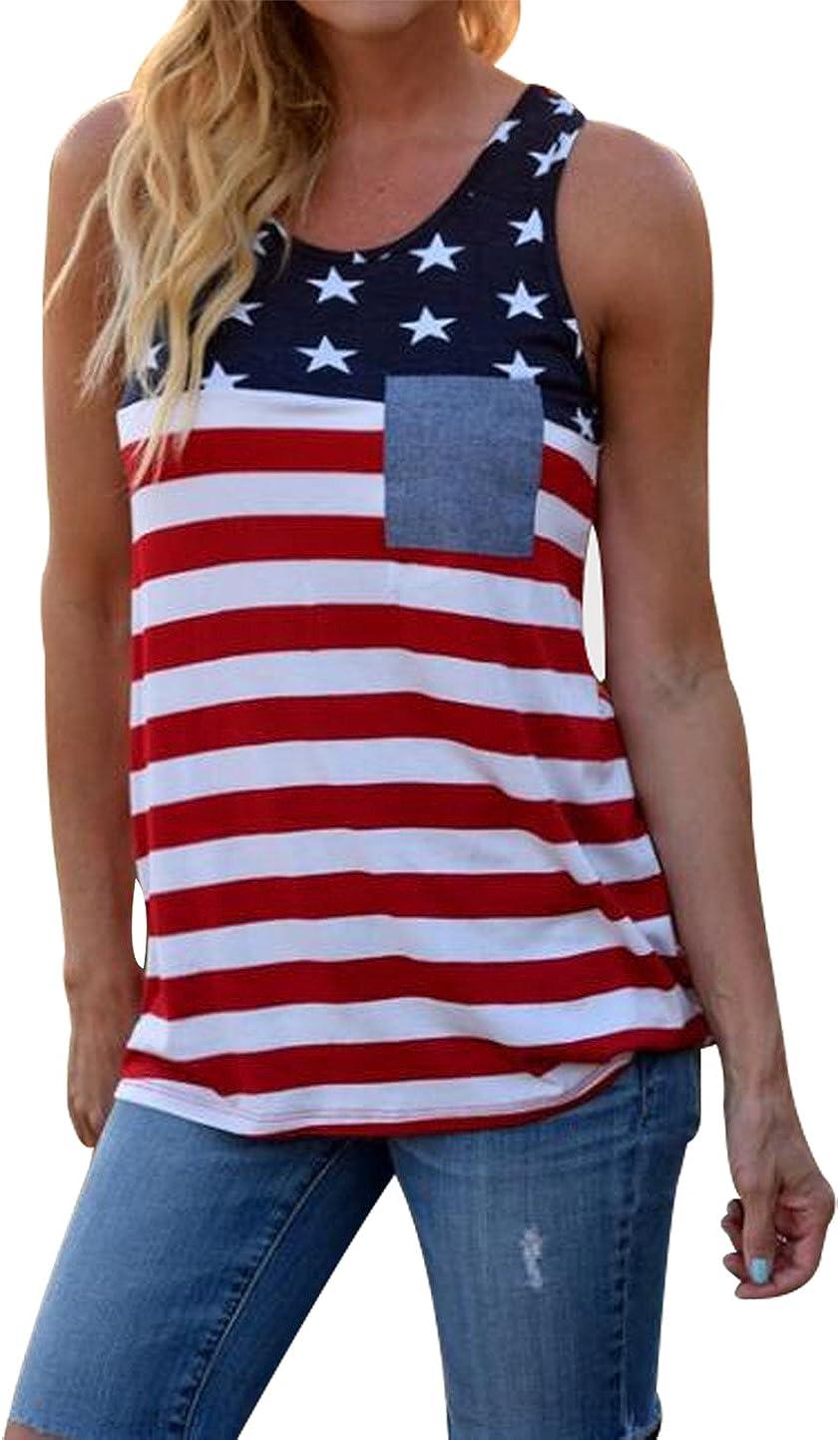 MEN/'S USA FLAG RACER BACK TANK TOP STARS STRIPES SLEEVELESS PATRIOTIC T-SHIRT