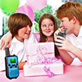 wesTayin Walkie Talkies for Kids with 5 Miles
