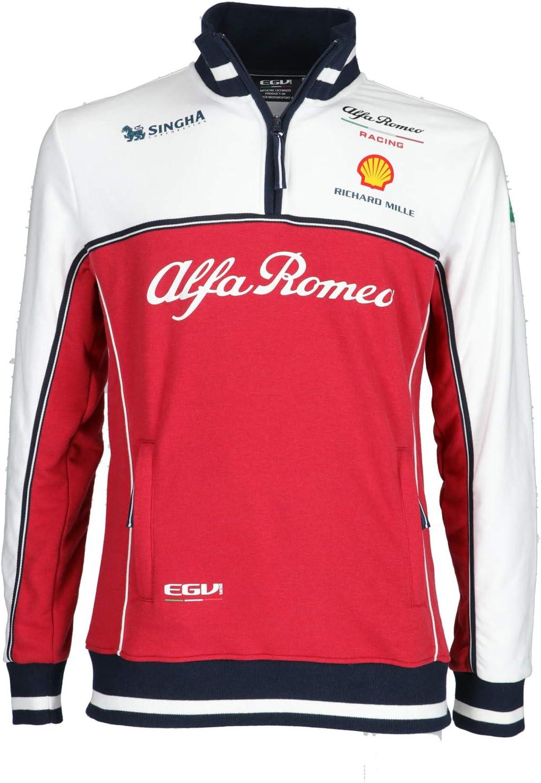 Alfa Romeo Racing Team Sauber Motorsport Felpa tecnica da uomo