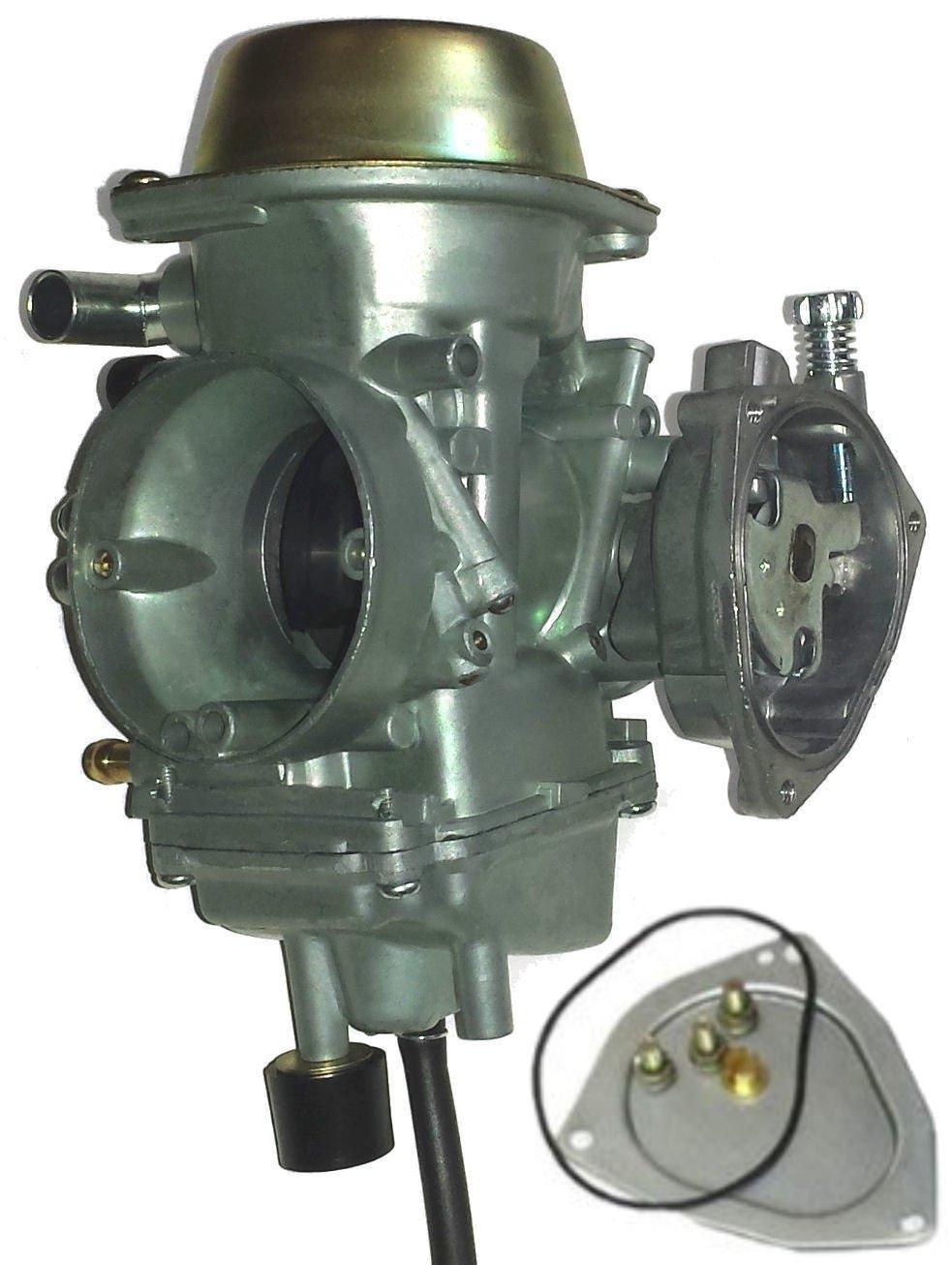 Amazon.com: ZOOM ZOOM PARTS Carburetor FOR Bombardier Quest XT 650 XT650  2002 2003 2004 02 03 04 Carb ATV Quad: Automotive