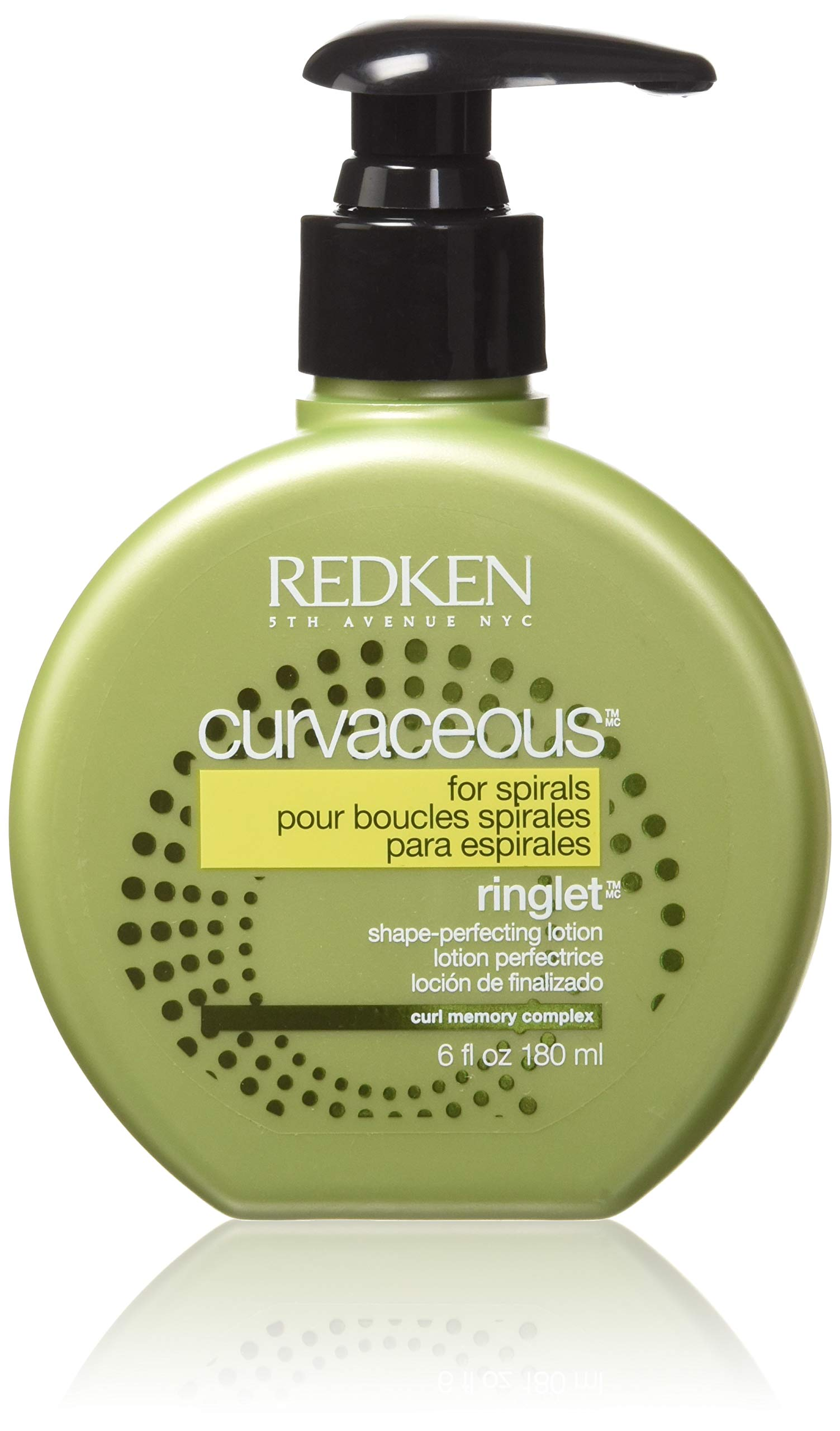 264f5ece3 Redken Curvaceous Ringlet Anti-Frizz Perfecting Hair Treatment Lotion, 6 oz